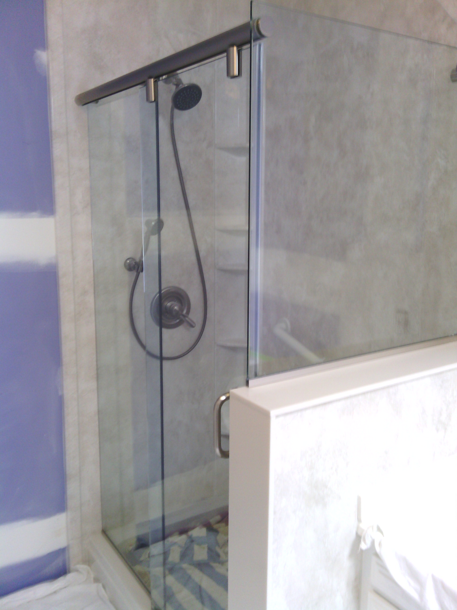 New CRL\'s Hydroslide Shower – Glass and Mirror Pros